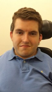 AbleGamers Fellowship Winner Alex James Ryan