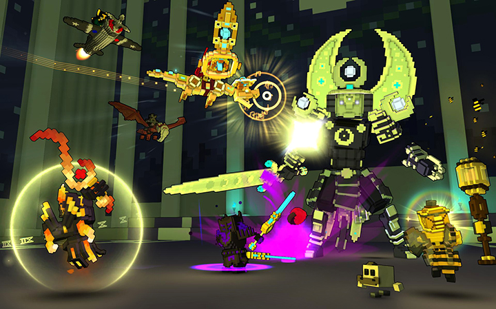 Trove is Coming to Japan on PlayStation 4 | gamigo US Inc