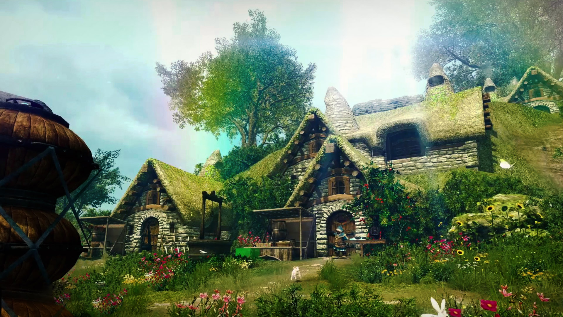 ArcheAge Shadows Revealed – Enhanced Graphics 2019