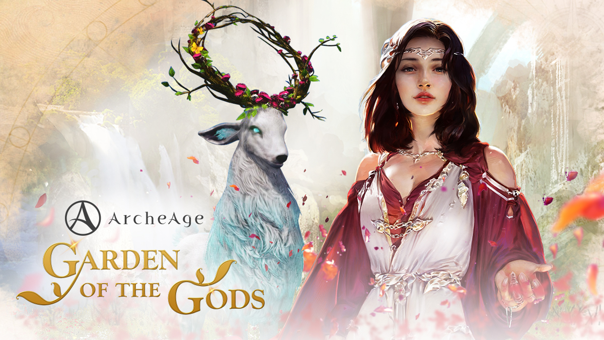 ArcheAge: The Garden of the Gods Approaches!