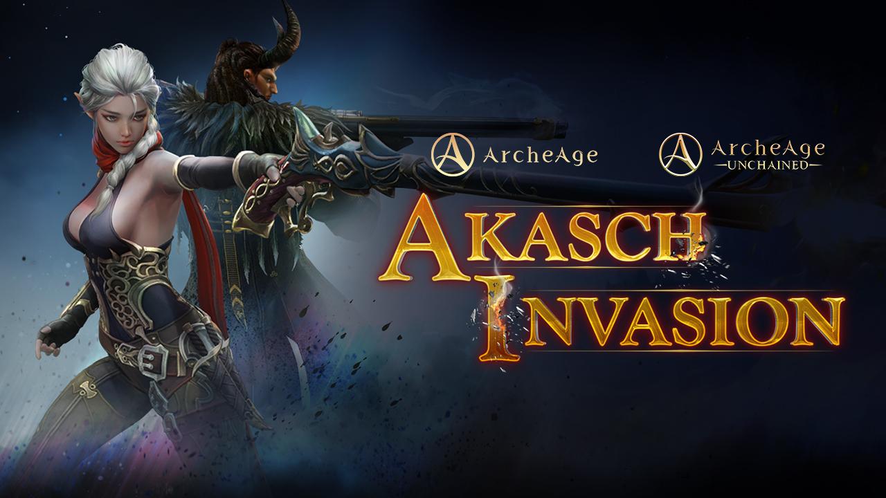 Akasch Invasion – Now Live!