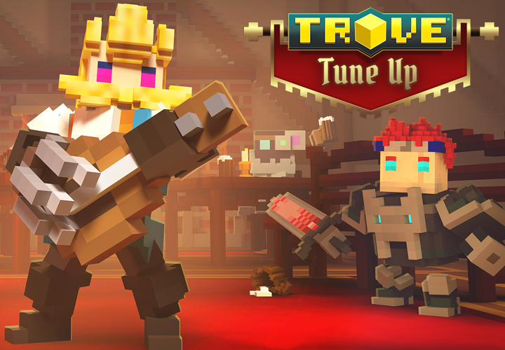 The Bard is making his Debut in Trove! | Trove