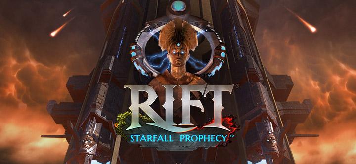 Nouvelle extension de RIFT : la Prophétie dorée (« Starfall Prophecy ») !