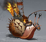 Burning Apocalypse Snail Blog Thumbnail