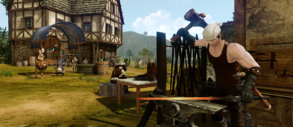 ArcheAge Updating to Version 1.2 Build 4.11
