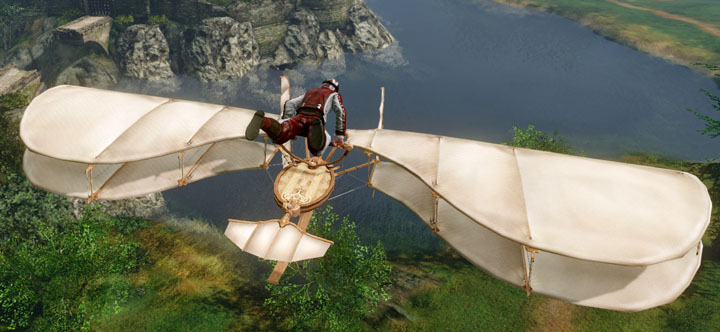 Skywhisper Glider
