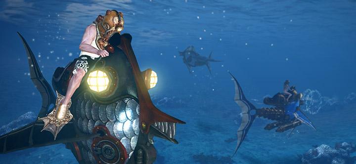 Présentation des Prophéties de l'effroi : les sous-marins