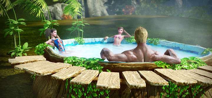 Make it an April Pool Day with extra bonuses on Credit Packs!