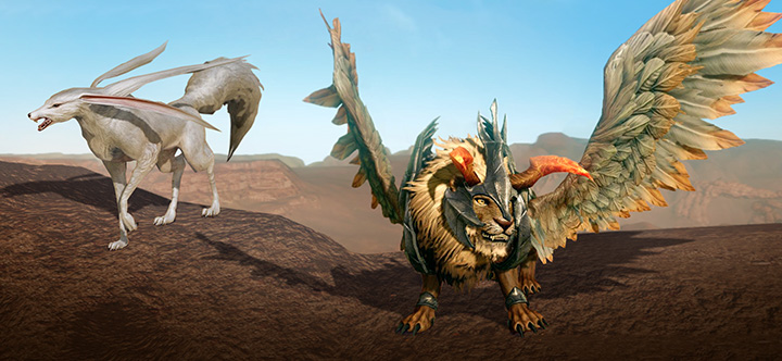 Make it a lazy weekend: New Pajama Bundles, Potion bundles, Manticore mount, and more!
